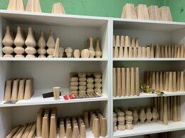 Комплектующие - Ножки для мебели, бук, 0