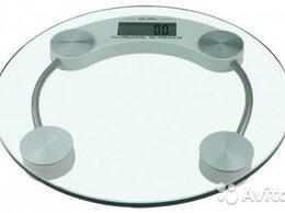 Напольные весы - Электронные напольные весы, 0