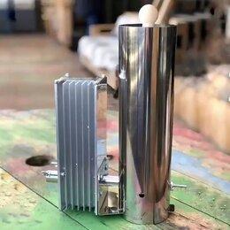 Грили, мангалы, коптильни - Дымогенератор для копчения, 0