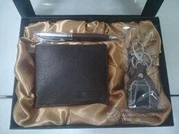 Кошельки - Набор кошелек, ручка, брелок, 0