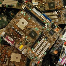 Радиодетали и электронные компоненты - платы от техники в лом. алекслом.рф, 0