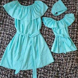 Платья - Платье фемили стайл, + для беременных 40-46 р-р, и на 1,5-2,5 г , 0