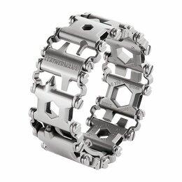Ножи и мультитулы - Браслет Leatherman Tread Stainless Steel, 0