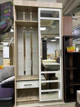 Шкафы, стенки, гарнитуры - Прихожая Смарт-3 (Дуб кантри/Дуб прованс), 0