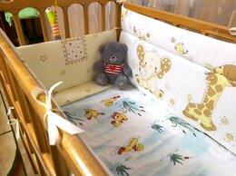 Покрывала, подушки, одеяла - Бортики на детскую кроватку , 0