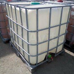 Бочки - Еврокуб с садовым краном для полива, 0