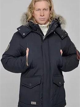 Пуховики - Пуховик мужской Fergo F1518-035P, 0