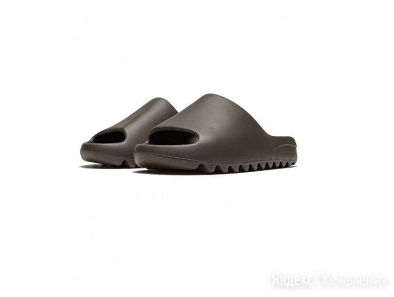 Тапочки Yeezy Slide Soot по цене 4000₽ - Шлепанцы, фото 0
