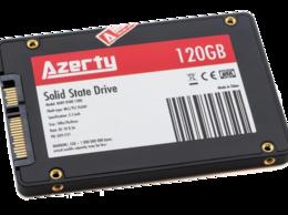 """Внутренние жесткие диски - SSD накопитель Azerty 2.5"""" 120gb, 0"""