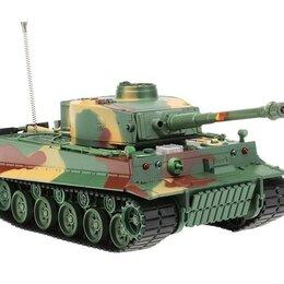 Радиоуправляемые игрушки - Р/У танк Heng Long 1/26 Tiger I ИК-версия, пульт MHz, RTR, 0