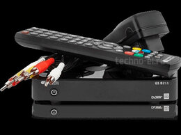 TV-тюнеры - Ресивер GS B211 для «Триколор ТВ», 0