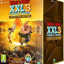 Игры для приставок и ПК - PS4 Asterix & Obelix XXL 3 - Коллекционное издание, 0