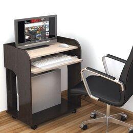 Компьютерные и письменные столы - Компьютерный стол Грета-10 , 0