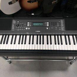 Клавишные инструменты - Новый синтезатор Yamaha PSR-E373, 0