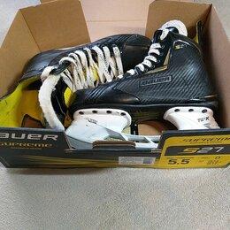 Коньки - Коньки хоккейные полупрофессиональные Bauer Supreme S27 39 размер, 0