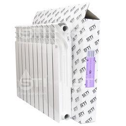 Радиаторы - Радиатор биметаллический STI 500/100 10 секций, 0