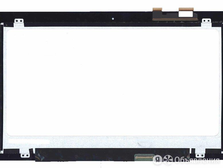 Модуль (матрица + тачскрин) для Asus S400 HD TCP14F21 черный по цене 4410₽ - Запчасти и аксессуары для планшетов, фото 0