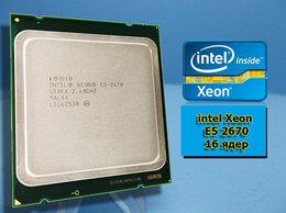 Процессоры (CPU) - intel xeon e5 2670, 16 ядер, s2011, обмен на ваш…, 0