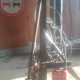 Спецтехника и навесное оборудование - минибурилка, 0