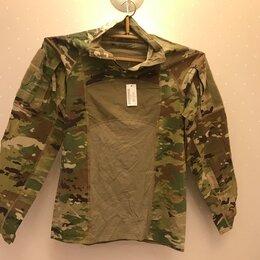 Одежда и обувь - Камуфляж мультикам Боевая рубашка США combat shirt ACS FR , 0