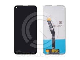 Дисплеи и тачскрины - Дисплей для Huawei Honor 9C/P40 Lite E +тач черны, 0