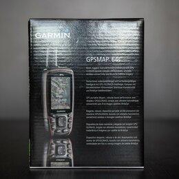 GPS-навигаторы - Навигатор Garmin gpsmap 64s, 0