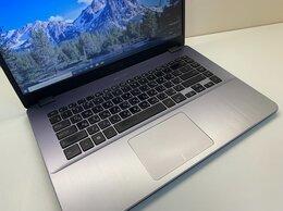 Ноутбуки - Asus X505B FullHd A6 9220 2.50GHz/4Gb/1000Красивый, 0