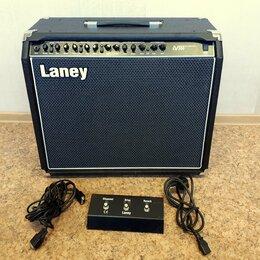 Гитарное усиление - Laney LV300  гитарный комбоусилитель 120 Вт/ пересыл, 0