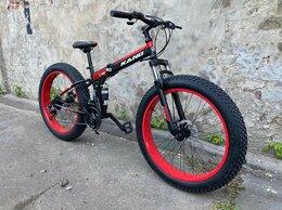 Велосипеды - Складной фэтбайк на спицах, 0