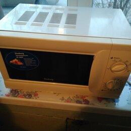 """Микроволновые печи - Микроволновая печь  """"Elenberg"""" Отличное состояние. Чистая, белая, 0"""