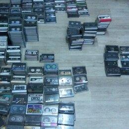 Музыкальные CD и аудиокассеты - КАССЕТЫ, 0