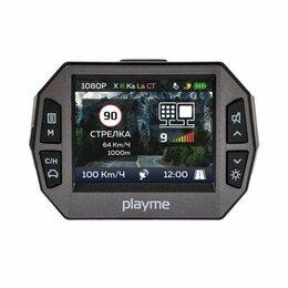 Видеорегистраторы - Видеорегистратор с радар-детектором PLAYME P600SG, 0