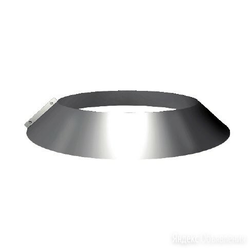 Юбка на трубу V50R D300/400, нерж 304 (Вулкан) по цене 2277₽ - Дымоходы, фото 0
