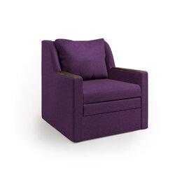 Кресла - Кресло-кровать «Соло» фиолетовый, 0