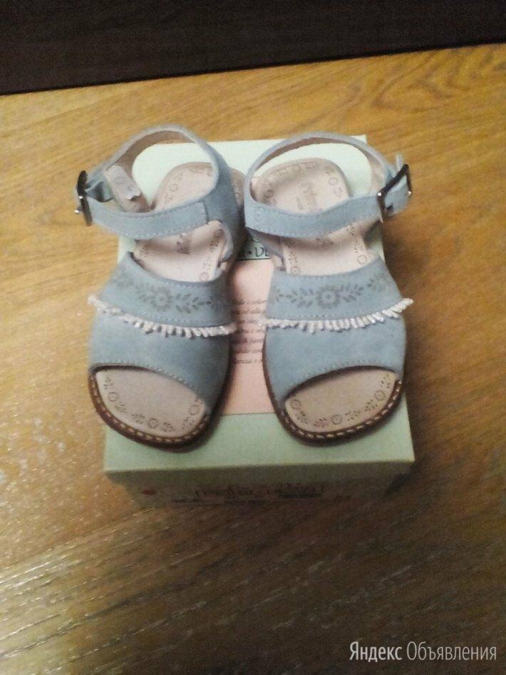 Новые босоножки р.24 15,5 см Primivezzi Италия по цене 3800₽ - Босоножки, сандалии, фото 0