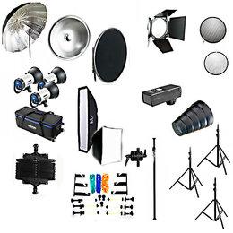 Осветительное оборудование - Hensel Expert PRO. Импульсный свет., 0