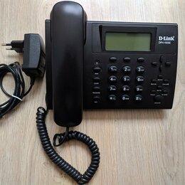 VoIP-оборудование - Телефон VoIP D-Link DPH-150SE, 0