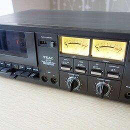 Музыкальные центры,  магнитофоны, магнитолы - Teac A-103 - Кассетная дека, 0