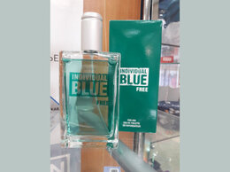 Парфюмерия - Individual Blue Free (мужская туалетная вода)…, 0