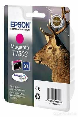 T1303 Картридж для струйного принтера EPSON по цене 1500₽ - Аксессуары и запчасти для оргтехники, фото 0