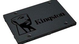 Внутренние жесткие диски - SSD накопитель Kingston SATA A400 480 Gb…, 0