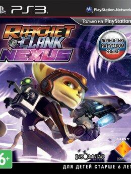 Игры для приставок и ПК - Видеоигра Ratchet and Clank: Nexus Русская…, 0