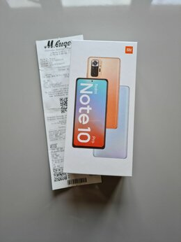 Мобильные телефоны - Xiaomi Redmi Note 10 Pro 8/128gb Ростест, 0