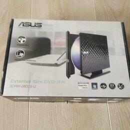 Оптические приводы - Asus DVD-RW sdrw-08D2S-U USB, 0