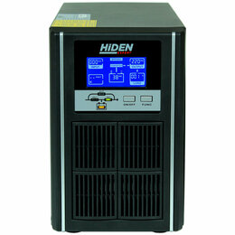 Источники бесперебойного питания, сетевые фильтры - Ибп On-line HIden expert 1000Ва, 0