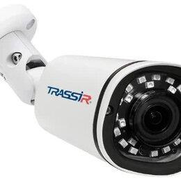 Готовые комплекты - Видеокамера IP Trassir TR-D2121IR3W 3.6мм белый, 0