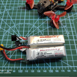 Батарейки - Батареи Infinity LiPo 450 мАч 3S 85C XT30 - 2шт, 0