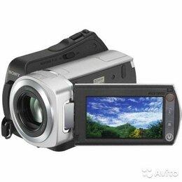 Видеокамеры - Новая видеокамера Sony DCR-SR45, 0