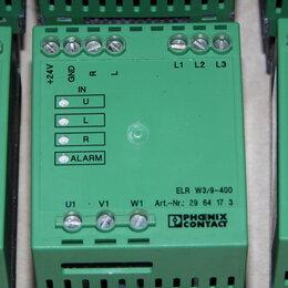 Электрические щиты и комплектующие - Реле реверсивной нагрузки ELR W3/9-400 от PHOENIX CONTAСT Art. № 2964173, 0