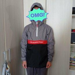 Куртки - Ветрока мужская, 0